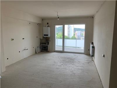 Apartament cu 2 camere in centru, zona NTT DATA, etaj intermediar !