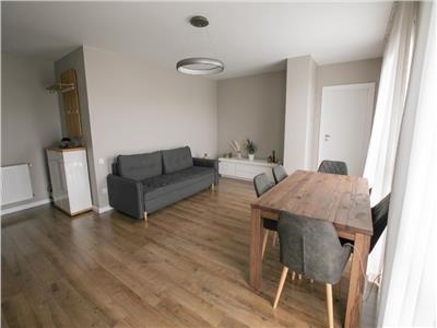 Apartament cu 3 camere ultrafinisat in Europa cu parcare subterana, zona Luminia !