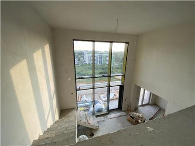 Penthouse pe 2 niveluri 3 camere terasa zona Grand Park Residence!