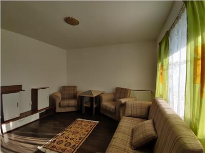 Apartament 2 camere mobilat si utilat cu gradina in Floresti