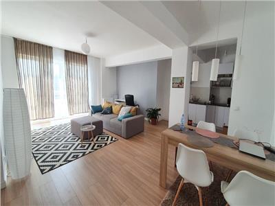 Apartament 2 camere finisat si mobilat modern in Marasti