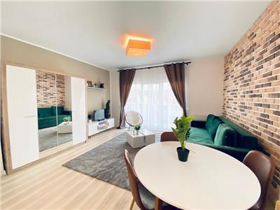 Apartament 2 camere mobilat si utilat modern in Floresti cu loc de parcare