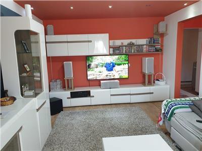 Apartament 4 camere decomandat mobilat si utilat modern in Marasti