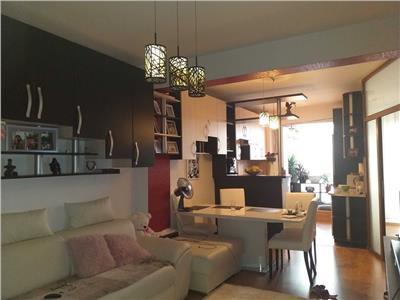 Apartament 2 camere cu parcare subterana, bloc nou Marasti