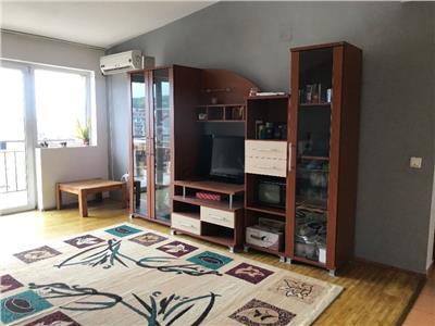 Apartament 2 camere mobilat si utilat, suprafata generoasa , zona linistita, Floresti