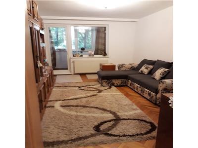 Apartament cu 3 camere decomandat in Gheorgheni, zona Interservisan