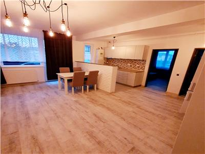 Apartament cu 2 camere finisat si mobilat modern in Floresti cu garaj subteran