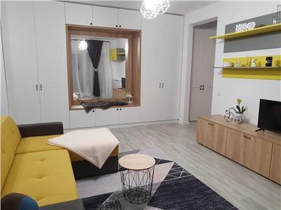 Apartament 2 camere mobilat si utilat modern suprafata generoasa in Floresti