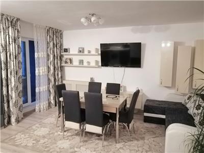 Apartament 2 camere mobilat si utilat modern etaj intermediar zona Vivo