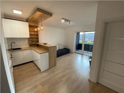 Apartament 2 camere in bloc nou zona Lukoil Fabricii!