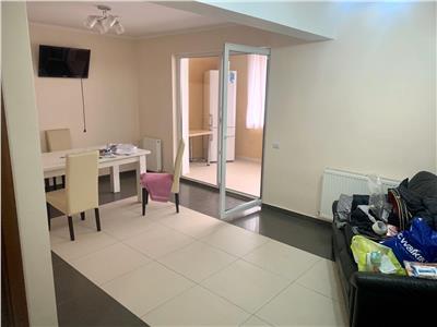 Apartament 3 camere finisat si mobilat etaj intermediar in Floresti