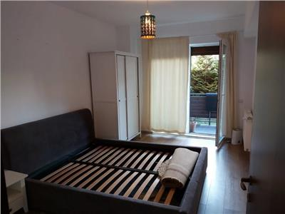 Apartament cu gradina 2 camere in zona strazii Buna Ziua