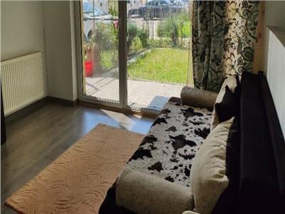 Apartament 2 camere finisat si mobilat cu gradina