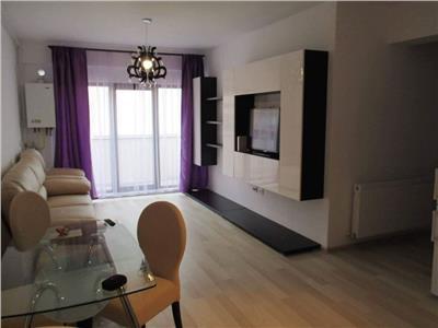 Apartament cu 3 camere , in Buna Ziua.