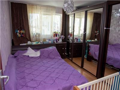 Apartament cu 3 camere in Buna Ziua, zona Audi