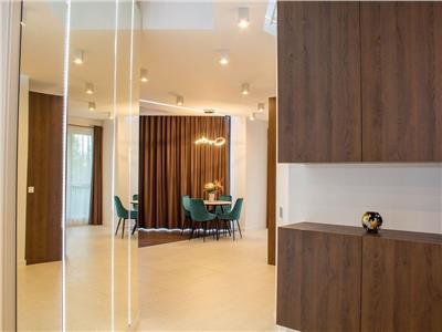 Apartament 3 camere finisat lux zona strazii Eremia Grigorescu