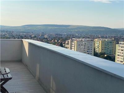 Penthouse bloc nou  superfinisat cu panorama deosebita asupra orasului