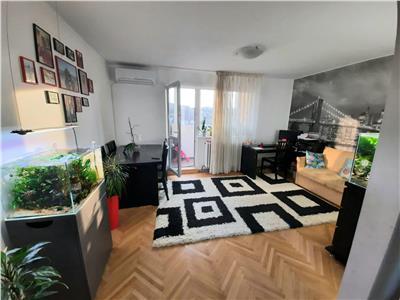 Apartament cu 4 camere, mobilat si utilat,decomandat, in Gheorgheni