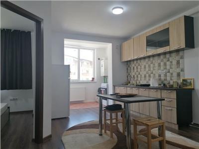 Apartament 2 camare mobilat si utilat in Floresti