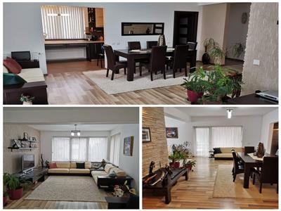 Apartament cu 3 camere in Europa, 110 mp util, 3 parcari in zona Waldorf !