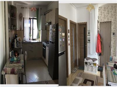 Apartament 3 camere cu curte, cartier Europa