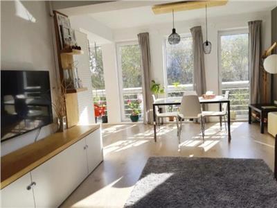 Apartament cu 3 camere finisat la cheie in Zorilor, 91 mp utili in zona RoNeuro !