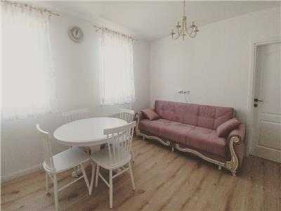 Apartament cu 3 camere mobilat si utilat frumos, bloc nou in Floresti