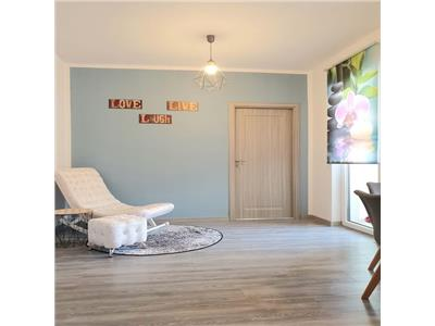 Apartament 3 camere mobilat si utilat modern, zona foarte buna in Floresti!