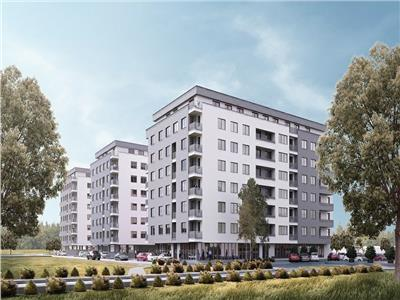 Apartament 2 camere in bloc nou, Someseni