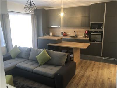 Apartament 3 camere finisat si mobilat lux, bloc nou, in Floresti!
