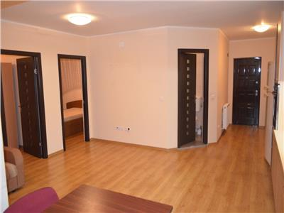 Apartament 3 ccamere finisat, mobilat, cu loc de paracare in Floresti!