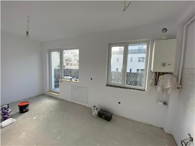 Apartament 3 camere, finisat nemobilat+garaj, zona VIVO