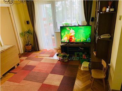 Apartament cu 4 camere la etajul 1 in Manastur, in zona Grigore Alexandrescu !