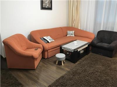 Apartament 2 camere mobilat si utilat modern, zona centrala in Floresti!
