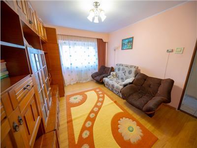 Apartament cu 3 camere,2 bai, la etaj intermediar in Marasti,zona Kaufland !
