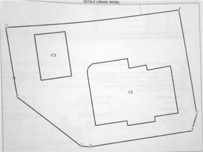 Casa individuala cu teren de 530 mp zona Lukmed Hiperdia