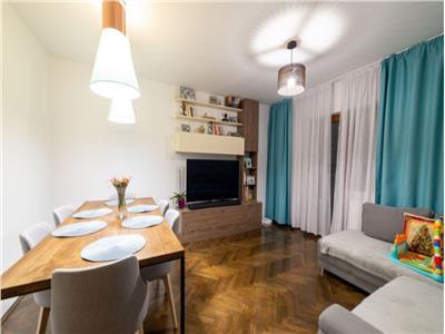 Apartament 3 camere decomandat etaj 1 zona Liviu Rebreanu Manastur