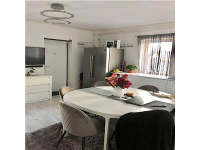 Apartament cu 3 camere, bloc nou cu CF, zona Borhanciului