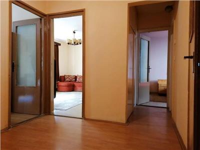 Apartament cu 3 camere decomandate, confort 1 in Manastur!