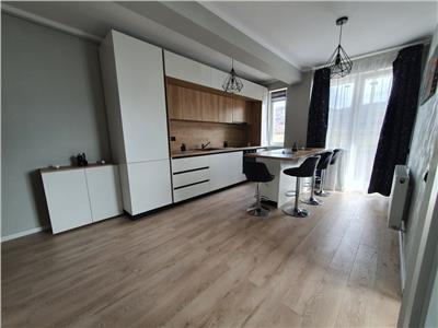 Apartament 3 camere finisat si mobilat modern, la cheie in Floresti!