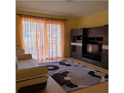 Apartament 2 camere decomandat, mobilat si utilat cu terasa de 33 mp in Floresti!