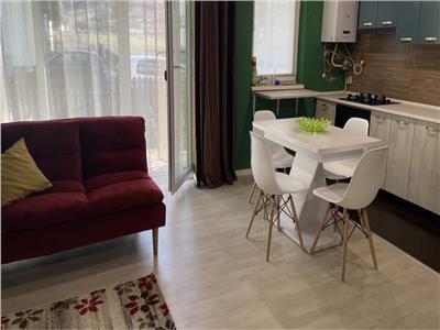 Apartament cu 2 camere finisat si mobilat modern in Floresti!