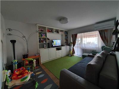 Apartament cu 3 camere,2 bai, etaj 3, finisat la cheie in Marasti !