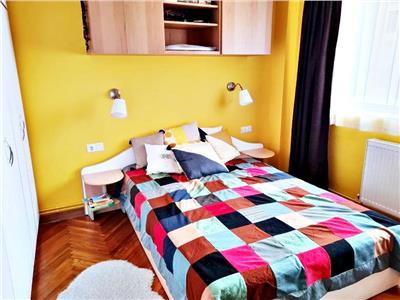 Apartament 2 camere etaj intermediar zona Profi Grigorescu Casa Radio