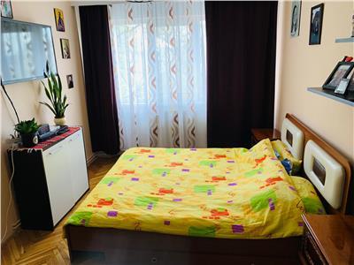 Apartament cu 4 camere, etaj 3/4, finisat , cartier Manastur, zona linistita!