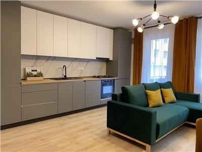 Apartament 2 camere, mobilat si utilat modern, bloc nou in Floresti!