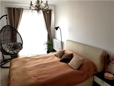 Apartament cu 3 camere, 3/7, 71 mp + 20 terasa in zona BMW !