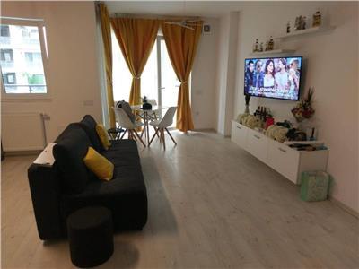 Apartament cu 2 camere mobilat si utilat modern, zona Baza Sportiva, Gheorgheni