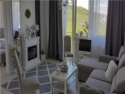 Apartament 3 camere mobilat si utilat la cheie in Floresti!