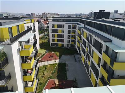 COMISION 0! EXCLUSIVITATE! Apartament FINISAT cu 2 camere si terasa in bloc nou, zona centrala!!!